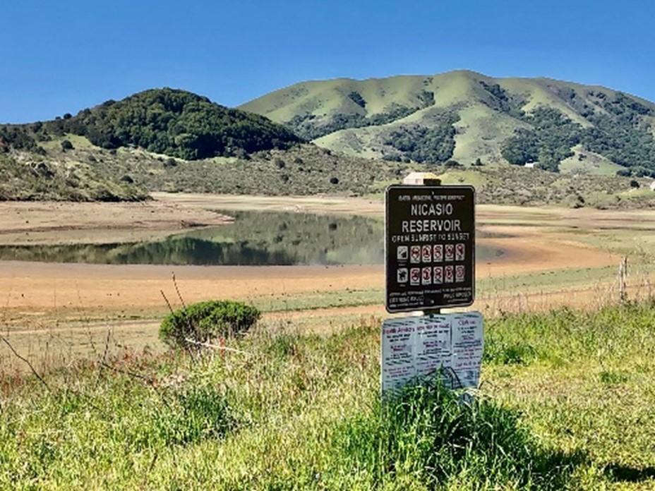 Nicasio Reservoir - SDW2