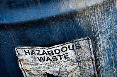 BBJ Hazardous Waste